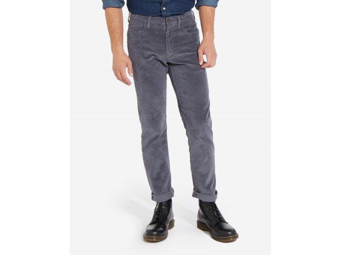 Pánské manšestrové kalhoty WRANGLER W12OEC458 ARIZONA STRETCH Turbulence