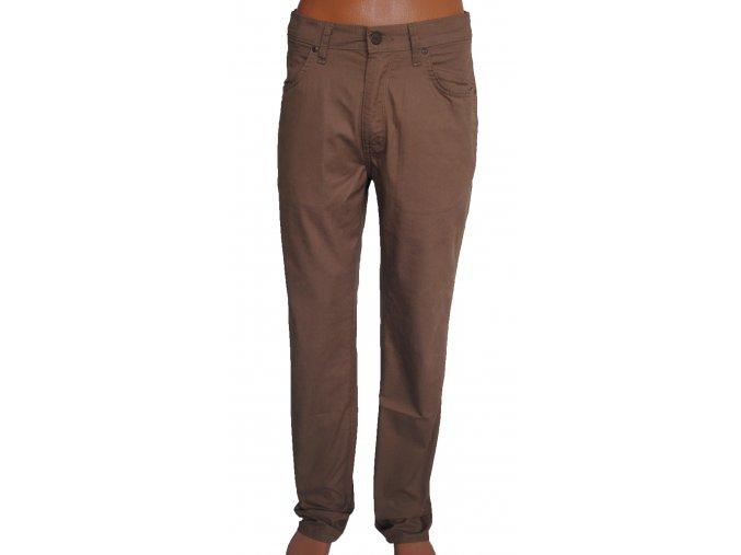 plátěné kalhoty wrangler