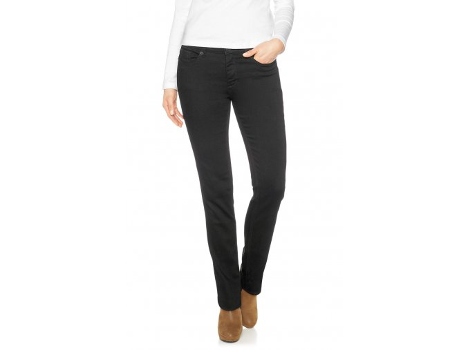 dámské černé džíny h.i.s 10054 134-10-457