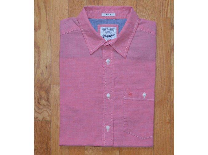 Košile WRANGLER W58602ULA Poinsettia