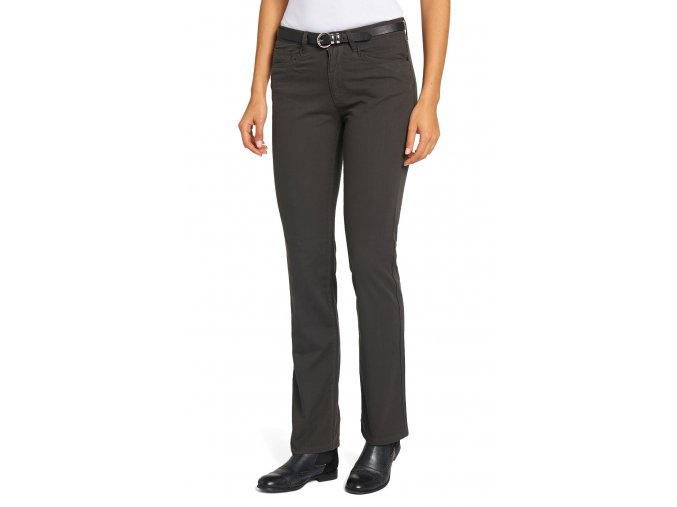 dámské tmavé kalhoty h.i.s 100731