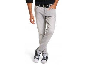 pánské šedé jeans h.i.s 100796 cliff