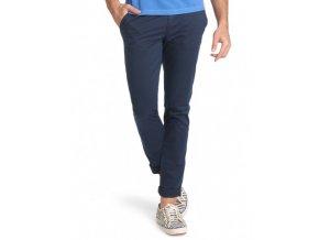 pánské modré plátěné kalhoty h.i.s 100894