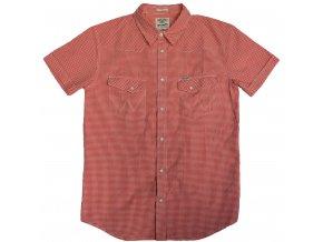 Pánská košile WRANGLER W58532SLA SLIM FIT COOL COMFORT