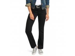 dámské černé džíny h.i.s 100211