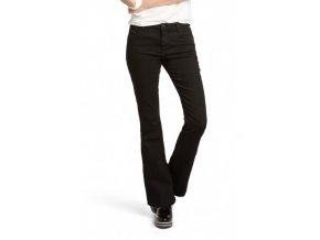 dámské černé džíny wrangler 101053