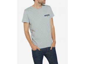 pánské tričko wrangler W7A38ED37