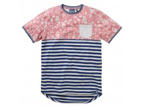 pánské tričko twinlife MTS711504 Blossom