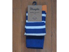 Pánské ponožky WRANGLER Modrá