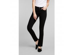 Dámské JEANS H.I.S 101568 MARYLIN STRETCH Power Black Wash