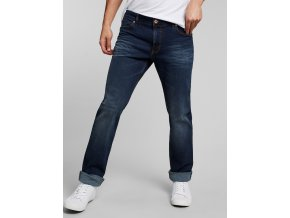 Džíny H.I.S 101551 STANTON STRETCH Pure Dark Blue Wash
