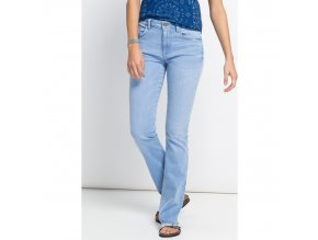 Dámské JEANS H.I.S 101186 COLETTA STRETCH 9153 Greatest Light Blue