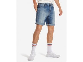 Pánské džínové šortky WRANGLER W14CGW15X DENIM SHORT Sledgehammer