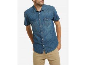 W5A10O78E džínová košile wrangler