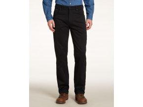pánské černé kalhoty wrangler W121AP100