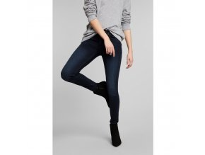 Dámské JEANS H.I.S 101573 LORRAINNE SUPERSKINNY Advanced Blue Black Wash