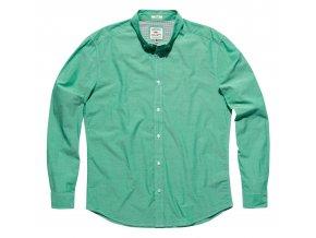 pánská zelená  košile wrangler