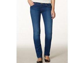 dámské jeans wrangler střih drew
