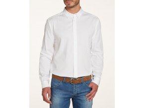 Pánská košile WRANGLER W5765BM12 REGULAR FIT White