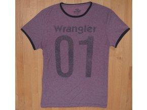 Pánské tričko WRANGLER W7859FK87 Ski Patrol
