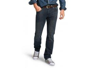 pánské tmavě modré džíny his 100644 cliff