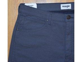 Kalhoty WRANGLER W15Q12134 GREENSBORO STRETCH Navy Grey