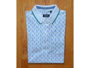 26630 200 pánské tričko s límečkem