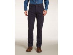 pánské modré kalhoty wrangler W12OP849I