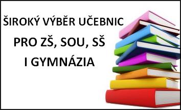Učebnice pro základní školy, střední školy i gymnázia