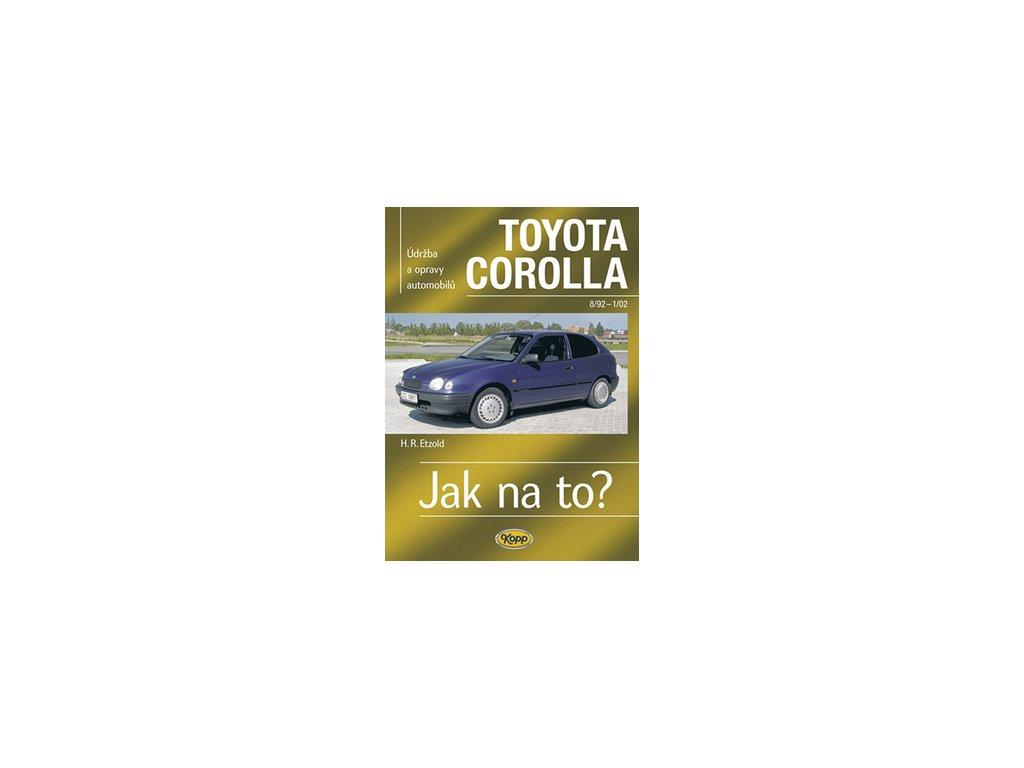 Toyota Corolla od 8/92 - 1/02