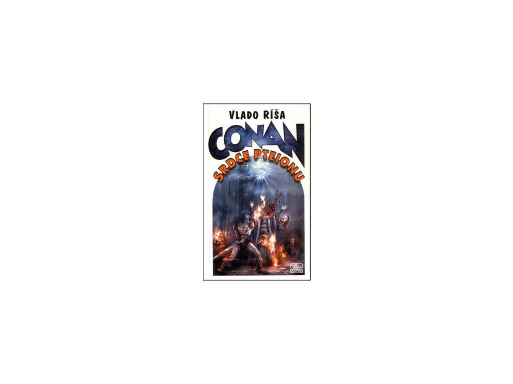Conan Srdce Pteionu