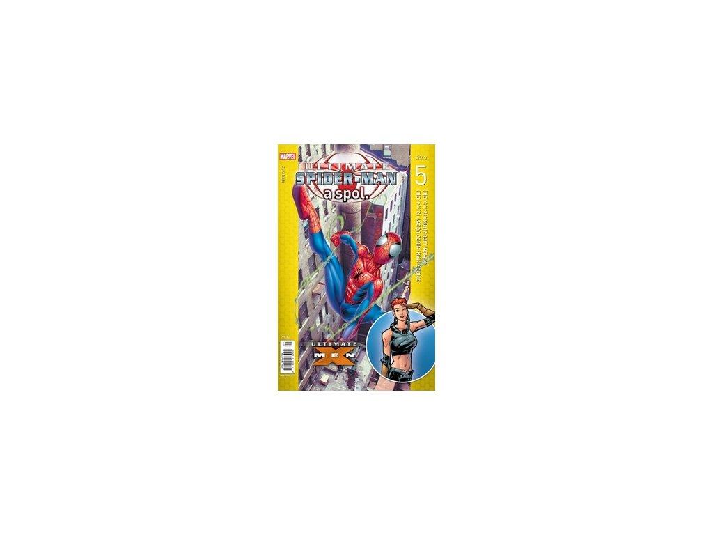 Ultimate Spider man a spol. 5