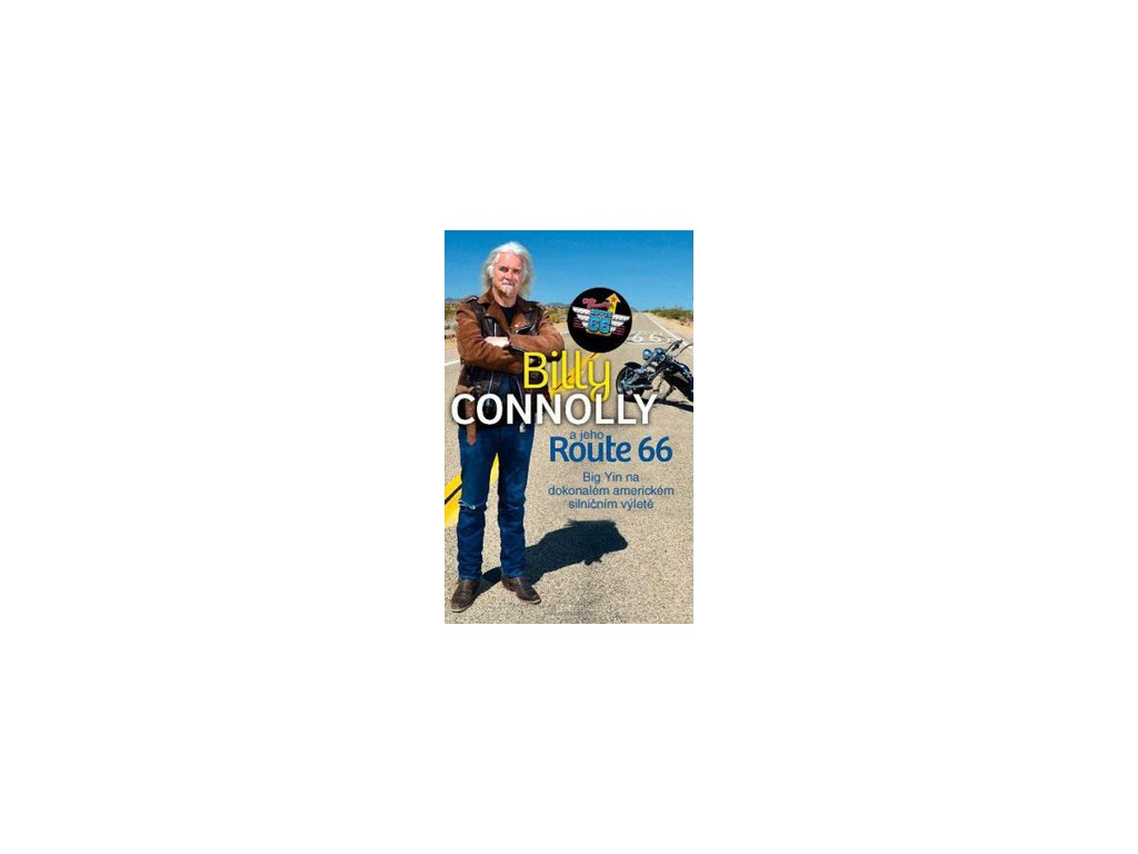 Billy Connolly a jeho Route 66