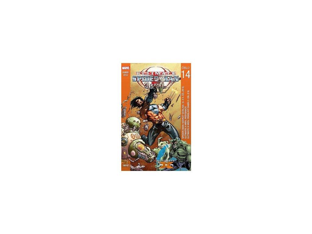 Ultimate Spider-Man a spol. 14