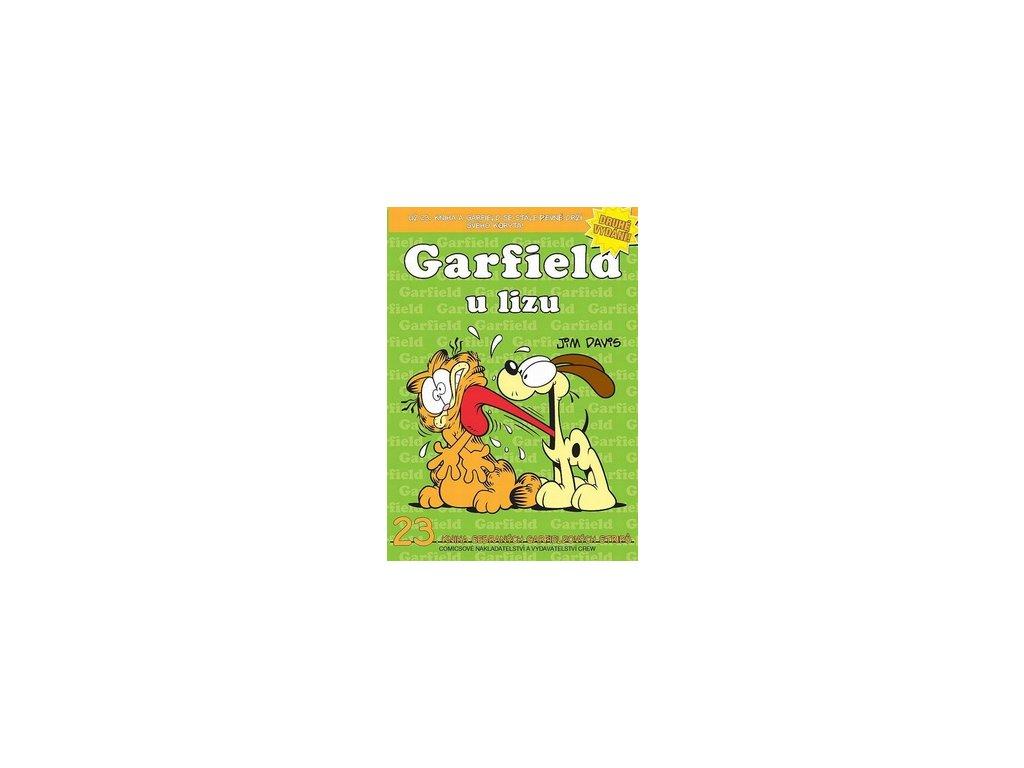 Garfield u lizu