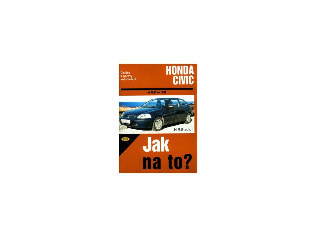 Honda Civic od 10/87 do 12/00