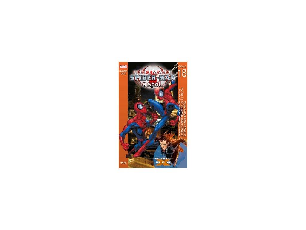Ultimate Spider-Man a spol. 18