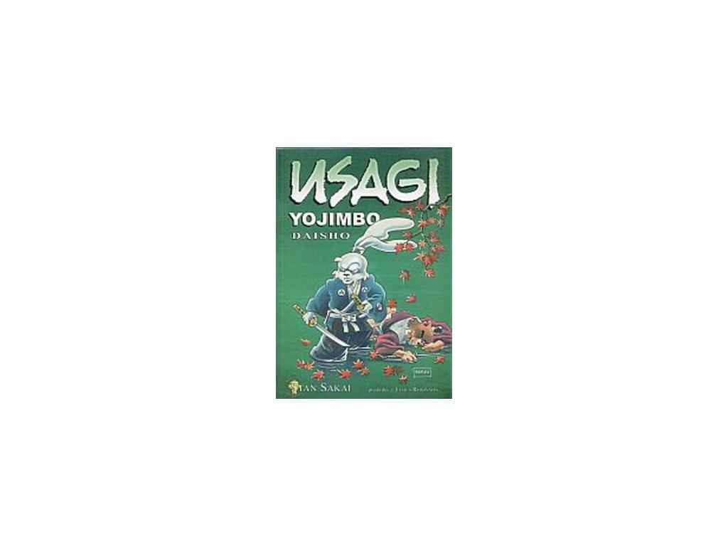 Usagi Yojimbo Daisho