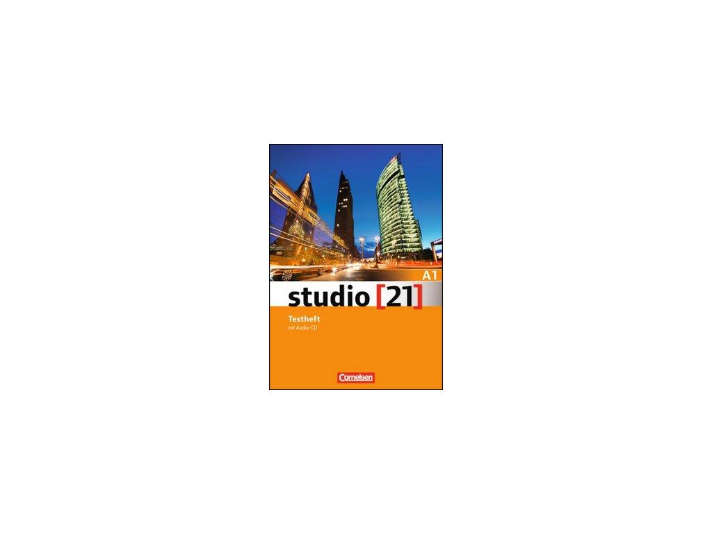 Studio 21 A1 Testheft + CD