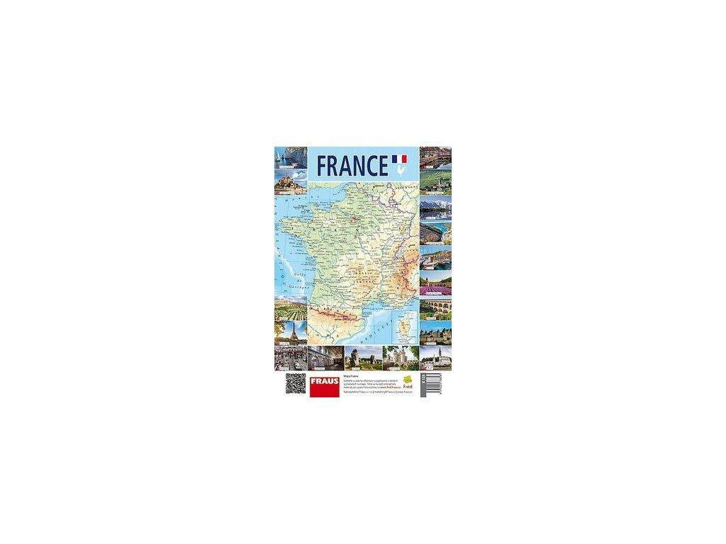 France Mapa