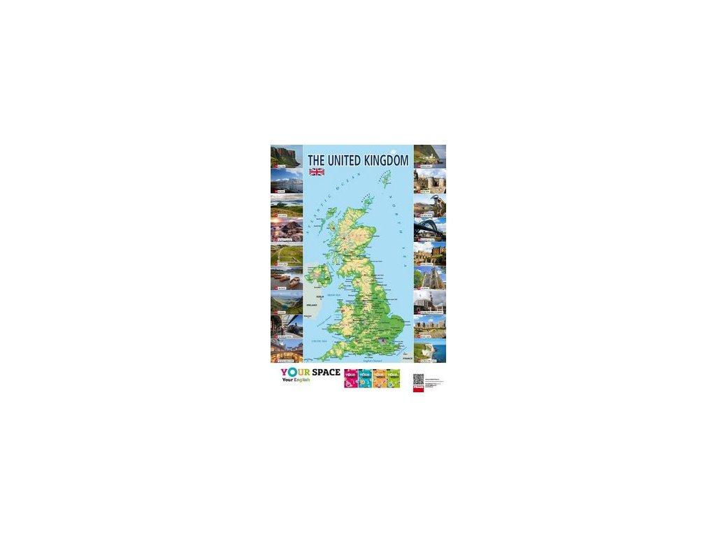 The United Kingdom Mapa