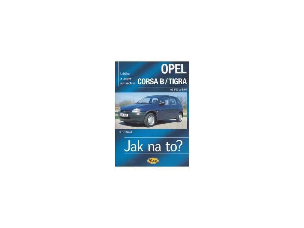 Opel Corsa B/Tigra od 3/93 - 8/00