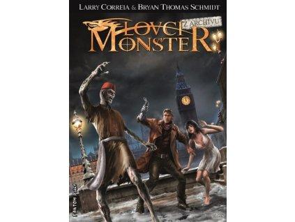 Lovci monster Z archivu