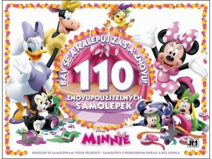 Minnie Bav se a nalepuj zas a znovu!