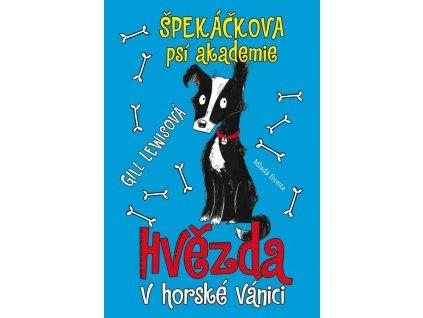 Špekáčkova psí akademie 2: Hvězda v horské vánici