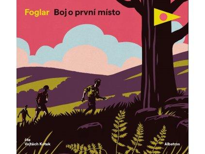 Boj o první místo (audiokniha pro děti)