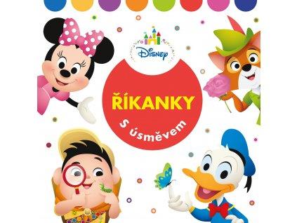 Disney - Říkanky s úsměvem