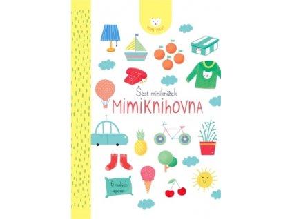 Mimiknihovna Šest miniknížek