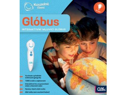 Albi Glóbus - mluvící, svítící