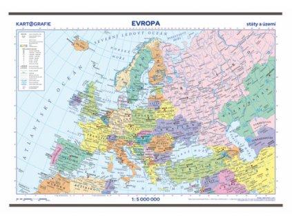 Evropa Státy a území